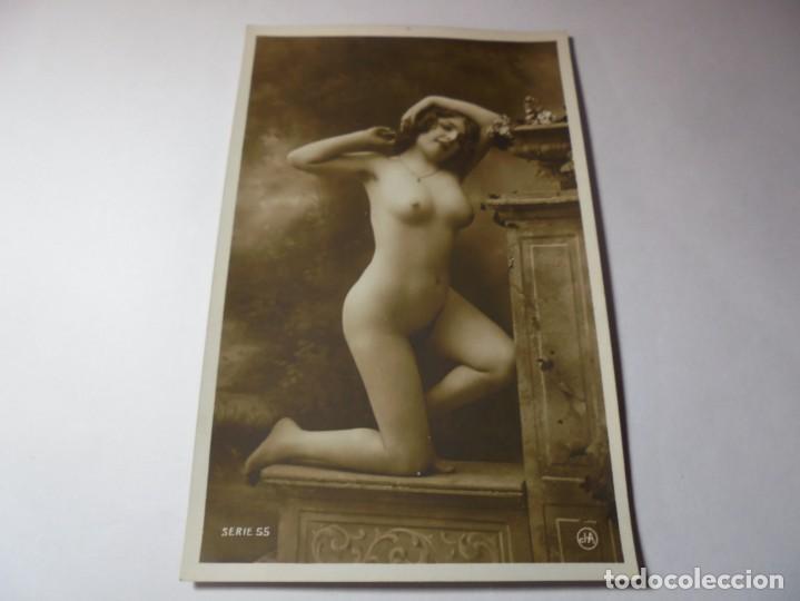 MAGNIFICAS 10 POSTALAS ANTIGUAS EROTICAS (Coleccionismo para Adultos - Postales Temáticas - Eróticas y Pin Ups)