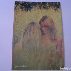 Postales: POSTAL DEL FOTOGRAFO GUNTER SACHS. EDITIONS AGEP, PRESTIPHOT. FRANCIA.. Lote 254004035