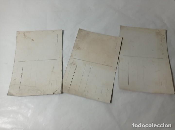Postales: 3 postales eróticas Original no copia. - Foto 2 - 279371368