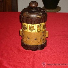 Cajas de Puros: PURERA DE MADERA. Lote 27570547