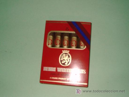 ANTIGUA CAJA DE PUROS HENRY WINTERMANS (Coleccionismo - Objetos para Fumar - Cajas de Puros)