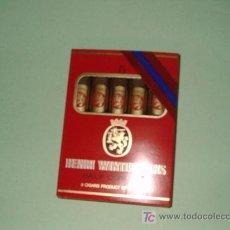 Cajas de Puros: ANTIGUA CAJA DE PUROS HENRY WINTERMANS. Lote 25913889