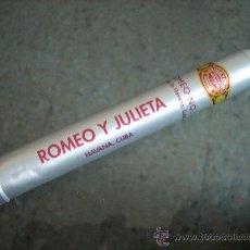 Cajas de Puros: TUBO O FUNDA PURO ROMEO Y JULIETA¡¡. Lote 28001452