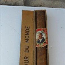 Cajas de Puros: PURO GIGANTE. Lote 28784218