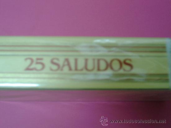 Cajas de Puros: PUROS ALVARO SALUDOS ( 25 PUROS) - Foto 2 - 46732555