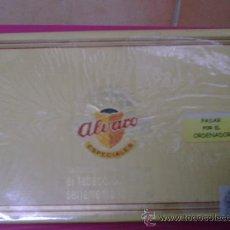 Cajas de Puros: PUROS ALVARO SALUDOS ( 25 PUROS). Lote 46732555