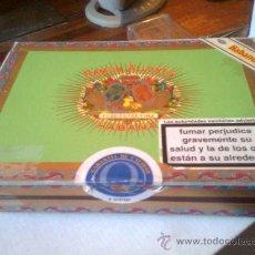 Cajas de Puros: CAJA DE DE PUROS RAMON ALLONES. FLOR EXTRA-FINA. HECHO EN CUBA - BONITA. Lote 31162787