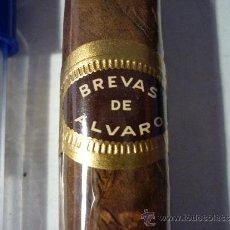 Cajas de Puros: PURO BREVAS DE ALVARO. Lote 31325471
