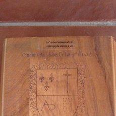 Cajas de Puros: &-CAJA DE PUROS-COMPAÑIA DE TABACOS DE LAS ANTILLAS(EN MADERA)19X18. Lote 32844977