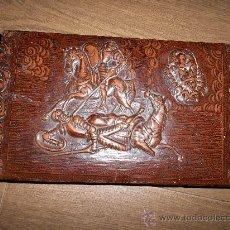 Cajas de Puros: CAJA DE PUROS Y CIGARRILLOS. Lote 32493843