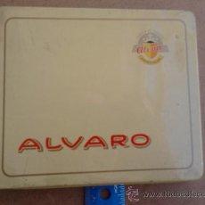 Cajas de Puros: CAJA METALICA DE CIGARRILLOS PUROS. Lote 38081230