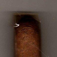 Cajas de Puros: CIGARRO PURO DON ALVARO PRECINTADO CON VITOLA. Lote 38914248