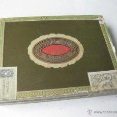 Cajas de Puros: CAJA DE PUROS DE LA FLOR DE CANO - HABANA - CUBA. Lote 42647201