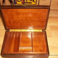 Cajas de Puros: ANTIGUA CAJA DE PUROS. Lote 42846051