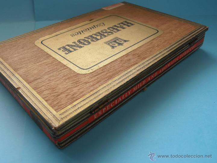 Cajas de Puros: Caja puros Hauskrone Julika Zigarren. Alemania. ¡Rara!. Vacía. Años 60`s #FV-R - Foto 4 - 43690602