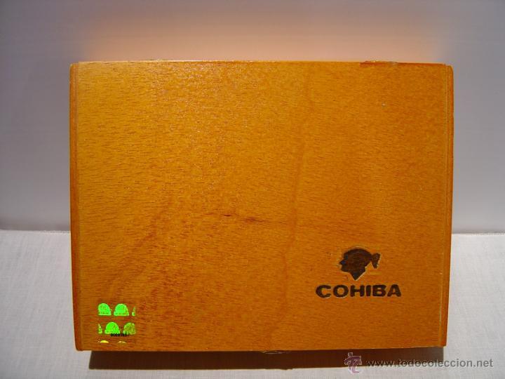 Cajas de Puros: CAJA PUROS COHIBA ESPLÉNDIDOS - Foto 2 - 45839140