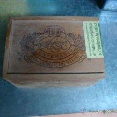 Cajas de Puros: CAJA DE PUROS FARIAS CENTENARIO(COMPLETA) LLENA . Lote 48287460