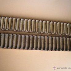 Cajas de Puros: PRENSA- CONTENEDOR PUROS. CARL INTELMANN . 55,5 CM .ESPECTACULAR. Lote 81121291