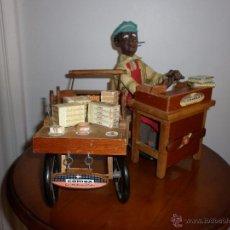 Cajas de Puros: COHIBA PUROS ,CUBANO ELABORANDO PUROS COHIBA PURERO. Lote 48837464