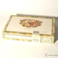 Cajas de Puros: CAJA DE PUROS. ROMEO Y JULIETA. HABANA, CUBA. . Lote 49863830
