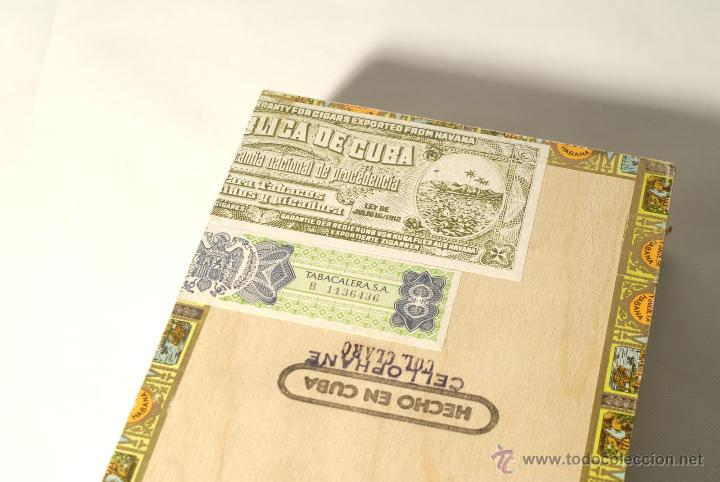 Cajas de Puros: Caja de Puros. Romeo y Julieta. Habana, Cuba. - Foto 2 - 49863830