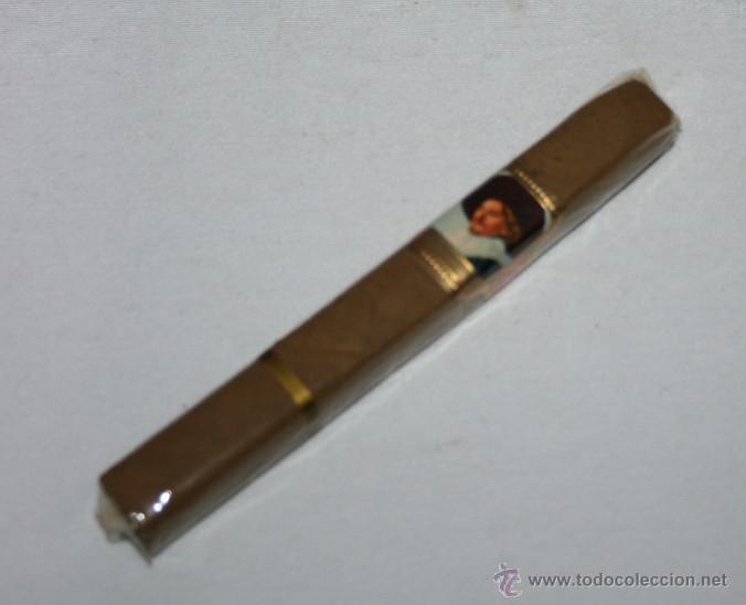 ANTIGUO PURO CIGARES OPAL, PRECINTADO CON VITOLA - VINTAGE (Coleccionismo - Objetos para Fumar - Cajas de Puros)