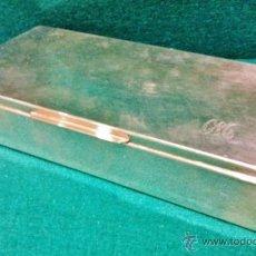 Cajas de Puros: BONITA CAJA PURERA DE ALPACA.. Lote 53229586