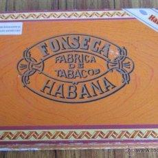 Cajas de Puros: CAJA PUROS FONSECA – HABANA . Lote 53291216