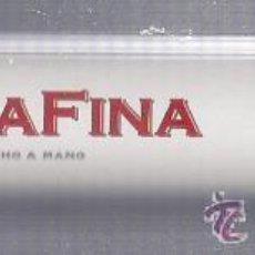 Cajas de Puros: -54917 ESTUCHE DE TUBO DE PURO VEGAFINA, HECHO A MANO, PERLA. Lote 53414315