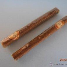 Cajas de Puros: 2 PUROS NUEVOS MINISTRO CASTIELLA DON MIGUEL LAS PALMAS CELOFAN PRECINTADOS #TP-R. Lote 55034583