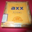 Cajas de Puros: CAJETILLA CIGARRITOS PUROS AXX (SIN ABRIR). Lote 56673571