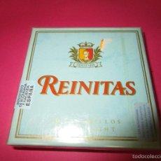 Cajas de Puros: CAJETILLA CIGARRITOS PUROS REINITAS(SIN ABRIR) . Lote 56673660