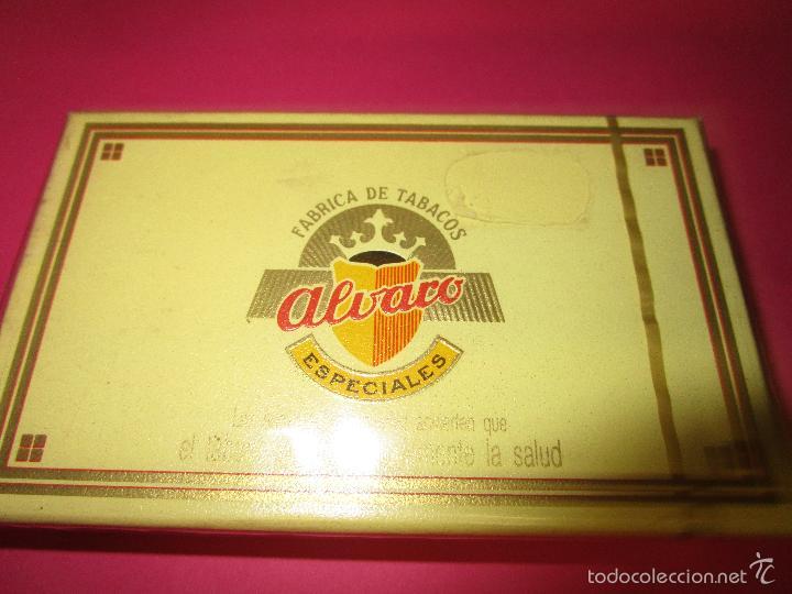 CAJA DE PUROS ALVARO ISLEÑOS (SIN ABRIR) (Coleccionismo - Objetos para Fumar - Cajas de Puros)