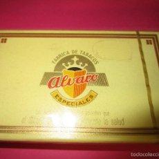 Cajas de Puros: CAJA DE PUROS ALVARO ISLEÑOS (SIN ABRIR). Lote 56673769
