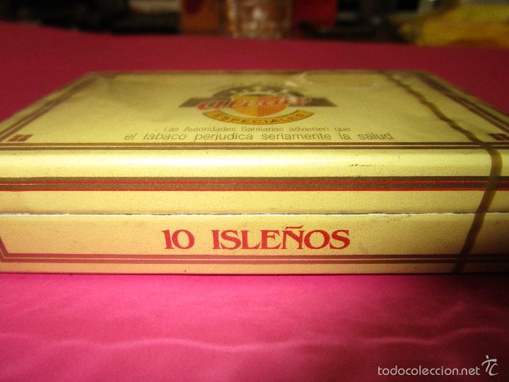 Cajas de Puros: CAJA DE PUROS ALVARO ISLEÑOS (SIN ABRIR) - Foto 2 - 56673769