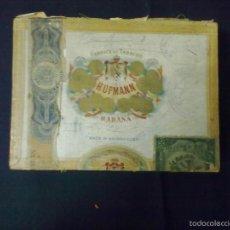 Cajas de Puros: H. UPMANN CAJA PUROS HABANA. Lote 57846055