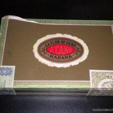 Cajas de Puros: CAJA DE PUROS / LA FLOR DE CANO / J. CANO / HABANA. Lote 57911120