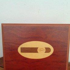 Cajas de Puros: CAJA PARA PUROS. Lote 59583267