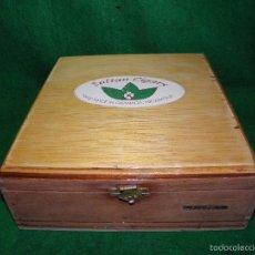 Cajas de Puros: CAJA DE PUROS SULTAN CIGARS - BOLIVAR - GRANADA - NICARAGUA. Lote 60066219