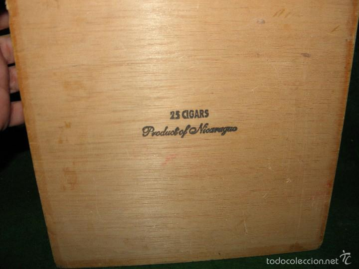Cajas de Puros: CAJA DE PUROS SULTAN CIGARS - BOLIVAR - GRANADA - NICARAGUA - Foto 4 - 60066219