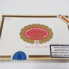 Cajas de Puros: CAJA DE PUROS HOYO DE MONTERREY DE JOSE GENER . HABANA ( CUBA ) . VACIA. Lote 61848488
