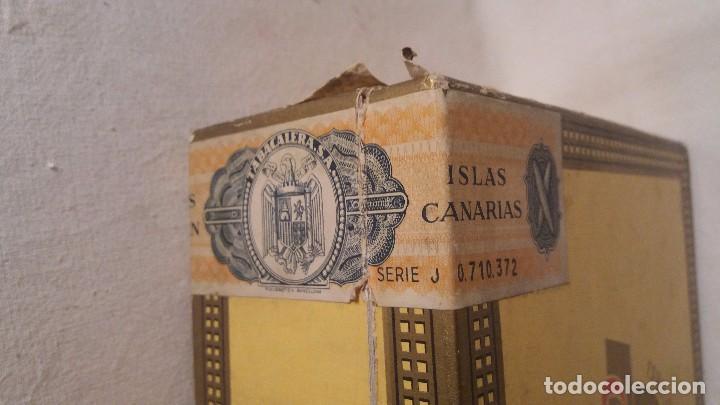 Cajas de Puros: CAJA CAJITA EN MADERA DE TABACO PURO PUROS ALVARO. - Foto 3 - 66776110