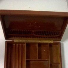 Cajas de Puros: CAJA CIGARRILLOS. Lote 74357431