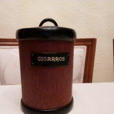 Cajas de Puros: TABAQUERA + 9 PUROS LA MARINA SIN DESPRECINTAR. Lote 75069271