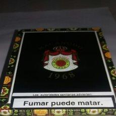 Cajas de Puros: CAJA MACANUDO 1968. Lote 76349522