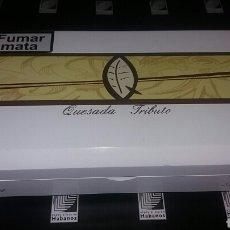 Cajas de Puros: CAJA DE PUROS VACÍA. Lote 161714141