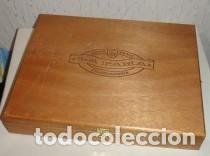 CAJA PUROS GRAN FAMA, CIGARCANARIA (Coleccionismo - Objetos para Fumar - Cajas de Puros)