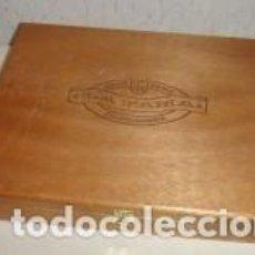 Cajas de Puros: CAJA PUROS GRAN FAMA, CIGARCANARIA. Lote 79989253