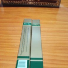 Cajas de Puros: LOTE 2 PUROS CORONA.TABANTILLAS. Lote 179256682