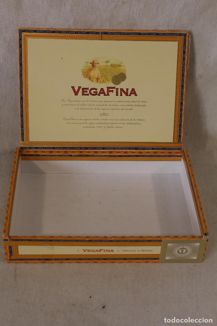 Cajas de Puros: caja de puros vega fina - república dominicana - Foto 2 - 85850272